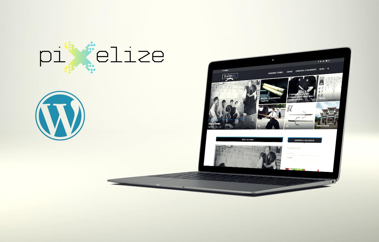 blackbelt website preview pixelize